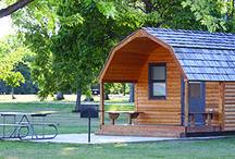 Vacay: camping ideas