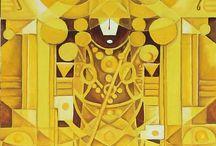 Paintings - Cheenu Pillai