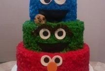 Cakes / by Jenny Barksdale