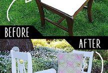 change furniture chairs.