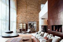 rich community living room