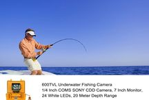 Latest Fishing Gear & Equipment Online / Find cool fishing gear online on this board! Here's a great collection of fishing equipment including: rods, reels, tackle, waders, pools as well as electronics and gadgets for fishing. Are you ready to get some pro fishing gear? Then checkout Chinavasion's outdoor accessories today full of fish finders, smart sports watches, fishing LED lights and underwater cameras.
