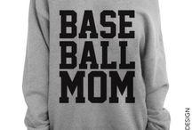 Mamá De Béisbol