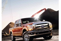 2012 Super Duty Brochure / by Denny Andrews Ford Sales