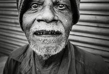 Gesichter/Menschen