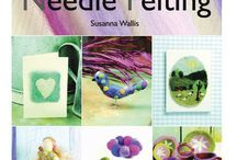 needle felting beginners book