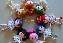 Идеи вязанных куколок