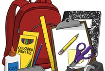 Digital Classroom Clipart / School-themed clipart, borders, and frames to use when creating educational materials. Includes a mix of free and priced items. Priced items have a $ sign in the description.  / by Laura Candler