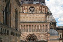 Landscape Bergamo / Landscapes of Bergamo City and Province