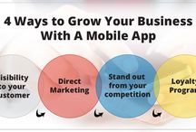 4 Ways to Grow Your Business With A Mobile App