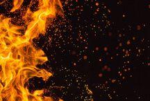 ogień fire