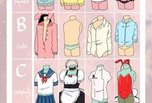 A Clothing Reference