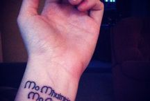 Gaelic tattoo