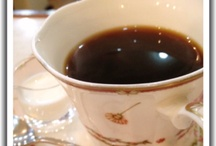 Coffee time . Tea time .