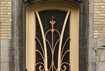 Design: Art Nouveau/art deco