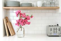 Home Ideas {Kitchen} / Inspiration for our future home
