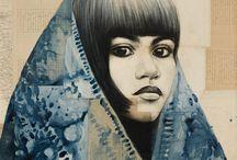 Magnifiques peintures :Stephanie ledoux