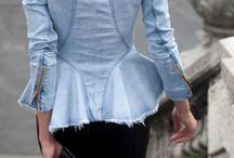jaquetas jeans.