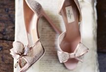 Wedding Shoes / The Bride's Wedding Shoes Ideas & Inspiration