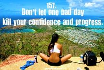 Fitness/Quotes / by Whitney Raver
