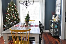 dining room / by Catherine Delp