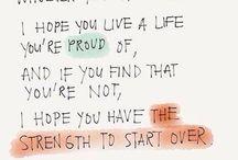 Om livet..