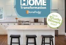 Ultimate Home Transformation Sweepstakes / by HomeFinder.com