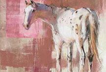 Art / horses