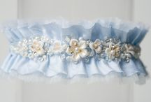 Wedding Garter Artistry / Gorgeous wedding garters for weddings, and after the wedding!