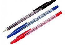Είδη γραφής κ' διόρθωσης. / Στυλό-μολύβια-γόμες-ξύστρες-διορθωτικά