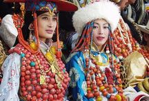 Tibetan jewellary