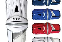 Lacrosse Pads/Guards / Protect yourself with our top of the line Pads and Guards / by Lacrosse Unlimited