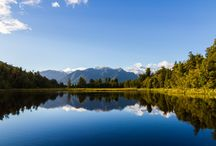 New Zealand Natural Beauty / Beautiful places in New Zealand