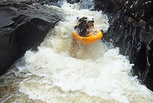 The stuff we do / Boots N Paddles offer lots of amazing outdoor adventures - here are just some of them!
