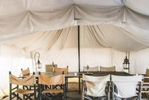 Glamping Interiors Tent