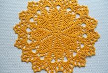 ◆ Crochet doilies ◆ / by Sarva Mangala