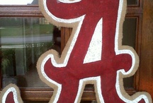 Roll Tide !!!! / by Dana Davis