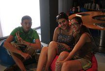 """Let's Go! (Portekiz) / 23-31 Ağustos 2013 tarihleri arasında #Portekiz Faro'da gerçekleşen """"Let's Go! """" isimli projeye Genç Erişim Derneği'ni temsilen 5 kişi katılım gösterdi."""
