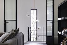 Living room inspiration / Sofas, rugs, artwork, lighting. You name it. Available at Skandium #skandium #scandinaviandesign