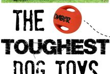 Dog Toys / Dog toy recommendations from the MyDogLikes crew and things we would love to try!