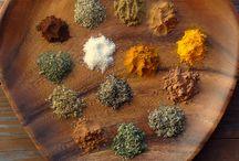 Gezondheid - natuurlijke middelen / food and hearbs to improve your health