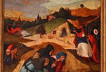 Heaven & Hell - Medieval Art