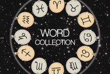 Zodiac Word Collection