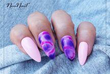 Ultra Violet / Pantone / kolor roku 2018 / paznokcie hybrydowe / NeoNail