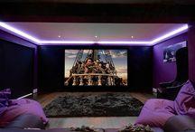 Cine/ theatre room