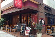 nagomi-NATULURE Organic Herb Tea Cafe / #東京都中央区日本橋堀留町2-1-3 1階