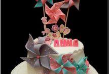 gâteaux d'anniv