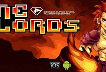 Rune Lords / Our upcoming game, Rune Lords.