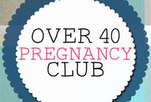 40 and Pregnant