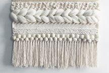 Weaving / Wall hangings